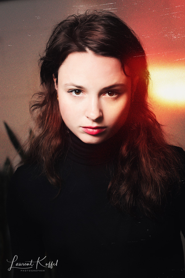 Anna Prochniak photo by Laurent Koffel