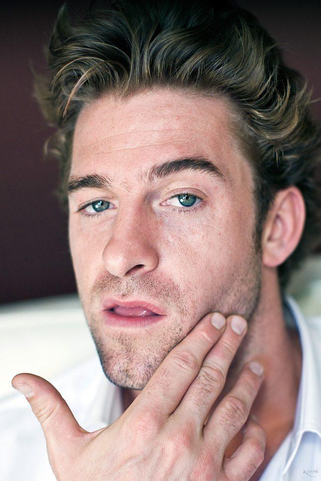 Celebrity Men by Laurent Koffel, Celebrity Men