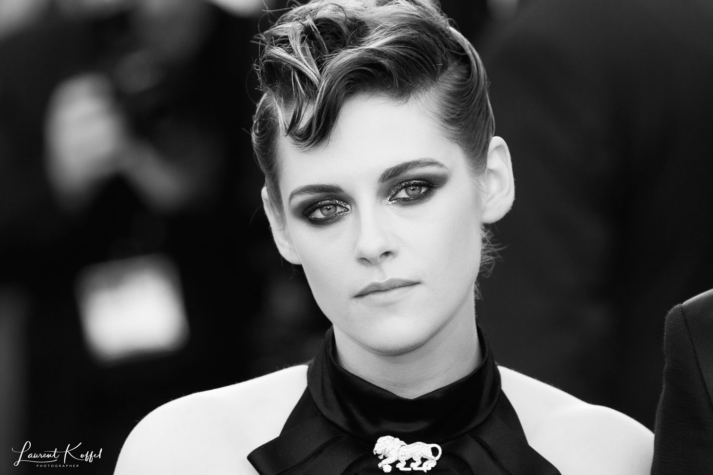 Kristen Stewart by Laurent Koffel