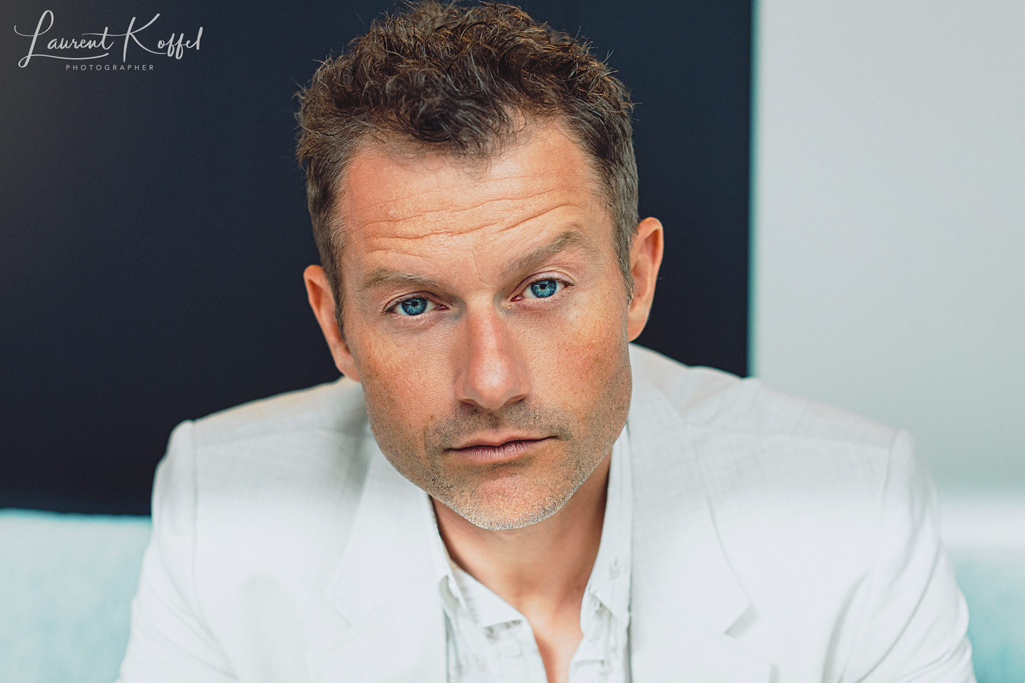 JAMES BADGE DALE Photo by Laurent Koffel